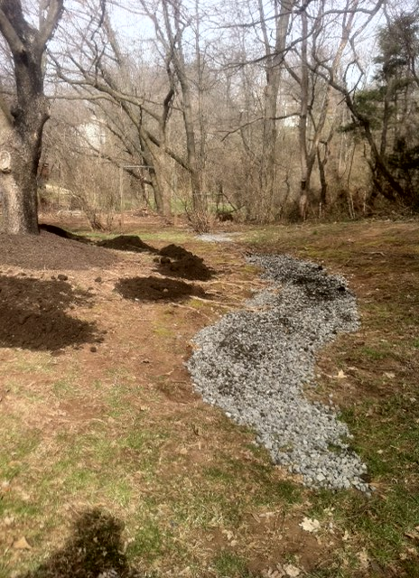UCLC French Drain